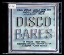 DISCO BARES - SPAIN CD Epic 2001 - 20 Tracks - Monica Naranjo, Oreja De Van Gogh
