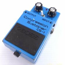 BOSS CS-1 Compression Sustainer Guitar Effect Pedal With Tracking number F/S MIJ