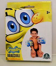 SPONGEBOB Squarepants Per Bambini/Bambino's bande BRACCIO GONFIABILE/carri età 3-6 anni
