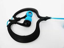Blu 3.5mm IMPERMEABILE CUFFIE CUFFIA AURICOLARI Nuoto Per iPhone mp3 Player