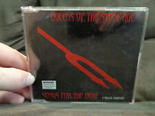 QUEENS OF THE STONE AGE_Sampler_songs for deaf_used CD_ships from AUSTRALIA_R1