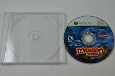 Tornado Outbreak - Microsoft Xbox 360 . Good Game Disc + Clear Case