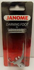 JANOME Sewing Machine DARNING FOOT Cat A  Part No.200127000 (1st Class Post)