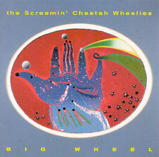 Sealed Big Wheel by The Screamin' Cheetah Wheelies (CD, Feb-2001, Zomba (USA))