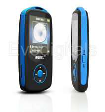 NUOVO Blu ruizu 4gb Bluetooth Sports lossless mp3 Lettore mp4 musica video SINTONIZZATORE FM