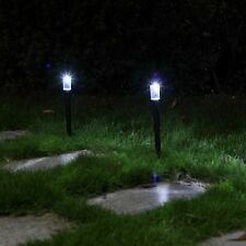 Solar Led Path Night Light control Outdoor Lawn Garden yard Landscape Spot Lamp