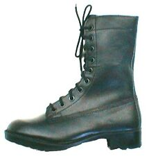 BLACK G.P. BOOTS - NEW PAIR EX-AUSSIE ARMY SURPLUS STOCK