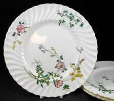 Minton DAINTY SPRAYS 3 Dinner Plates Bone China S511 SCRATCHES GREAT VALUE