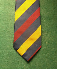 Royal Army Medical Corps regimental tie - ideal present for Remembrance Day
