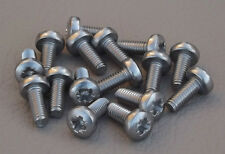 Yamaha FZS600 Fazer FZS1000 Fazer Carburettor float bowl cover screws stainless