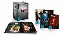 True Blood Staffel 1-4 + Comic und Kochbuch exklusive Edition  NEU & OVP