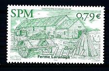"""ST. PIERRE E MIQUELON - 2002 - Architettura rurale - Fattoria """"Laranaga"""""""