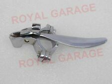 ROYAL BIKES RARE PURE CHROME LEFT HAND DECOMPRESSOR LEVER FOR 7/8'' HANDLEBAR215