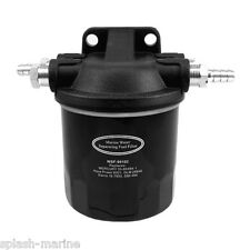 Marine Inboard & Outboard Engine Water Separating Petrol Fuel Filter Assembly