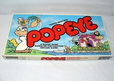VINTAGE PARKER BROTHERS 1983 POPEYE BOARD GAME RARE
