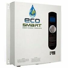 EcoSmart ECO 27 Electric Tankless Water Heater, 27 KW at 240 Volts, 112.5 Amps *
