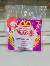 McDonalds Nascar Hot Wheels Car Toy #7 1998 Collectible NEW