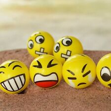 3D Smiley Face Toy Anti Stress Reliever Ball ADHD Autism Mood Squeeze Christmas