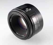 180210 Konica Minolta Maxxum 50 mm F/1.7 AF Lens