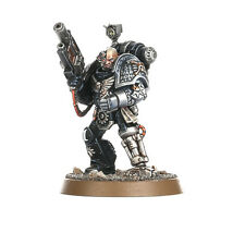 Warhammer 40k Deathwatch Overkill Iron Hands Ennox Sorrlock New
