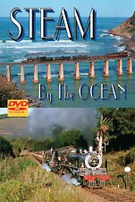 Steam by the Ocean South African Steam Collection Greg Scholl DVD NEW