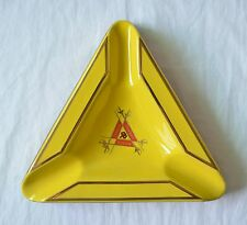 COOL Classic Triangle Montecristo 3 Cigars Ceramics Cigar Ashtray NOC09