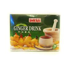 INSTANT GINGER TEA DRINK - 10 x 18g