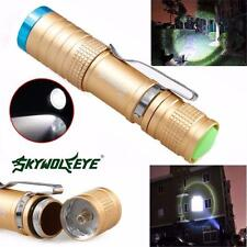 3500 Lumens 3 Modes CREE XML T6 LED Flashlight Torch Lamp Light Outdoor