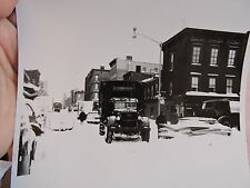 1960 North 6 & Berry Williamsburg Bar Brooklyn NYC New York Blizzard Photo 8x10