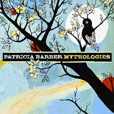 PATRICIA BARBER  -  Mythologies  -  Blue Note CD