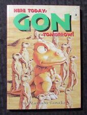 1996 Here Today GON Tomorrow #3 by Tanaka FN+ 1st Paradox SC