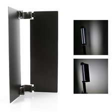PRO Sunshade Barn Door for MTL-900 II 298 45mm Handheld Video Tube ICE LED Light