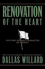 Renovation of the Heart: Putting On the Character of Christ (Designed for Influe