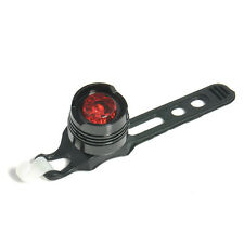 3 Modes Cool Bicycle LED USB Charging Rear Tail Warning Safety Light Lamp Light