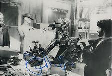 "Fisher Stevens ""Nummer 5 Lebt"" Autogramm signed 20x30 cm Bild s/w"