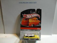Hot Wheels Slick Rides Yellow Razzles '57 Buick w/Real Riders