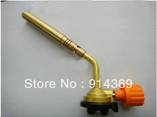 High Power Butane / LPG Gas Brazing Torch Blowtorch For Camping Welding Alloy