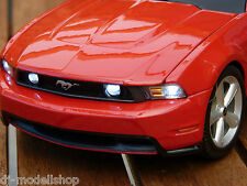 2010 FORD MUSTANG GT CABRIO 1:18 MIT BELEUCHTUNG(XENON) TUNING