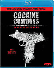 Blu-ray: Cocaine Cowboys: Reloaded (+ Slip Cover, 2014) New