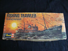 REVELL  MODEL  KIT  FISHING  TRAWLER