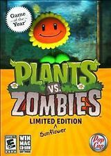 Plants vs. Zombies  (PC and Mac by PopCap Games , 2009)
