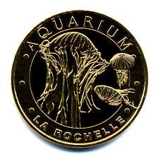 17 LA ROCHELLE Aquarium, Méduses striées, 2017, Monnaie de Paris