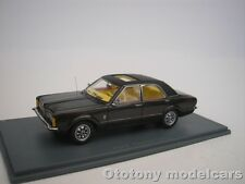 FORD TAUNUS GXL 4 DOOR 1973 - 1975 BRAUN METALLIC 1/43 NEO 45130  NEU