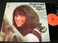 DUNJA RAJTER Starportrait / German LP 1972 CBS S 65106