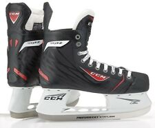 New CCM RBZ 60 ice hockey skates junior size 1.5 D black regular width skate jr
