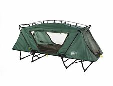 Kamp-Rite Oversize Tent Cot by Kamp-Rite Heavy duty 210D tent and rain fly HVI
