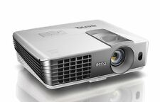 BENQ DLP FULL HD W1070 3D HOME THEATRE GAMING PROJECTOR ANSI 2000 LUMENS WHITE