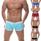 Summer Men's Swimwear Trunks Trunk Swim Short Beach Pants Sexy Sports Boxers