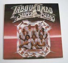 TABOU COMBO SUPER STARS (Vinyle Maxi 45t / LP) 1996 Incident, Mon compè,...