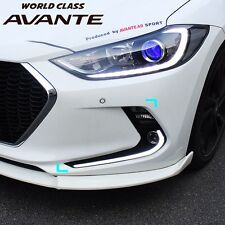 2Way LED Daytime Running Light DRL Day Light For Hyundai Avante AD Elantra 2017+